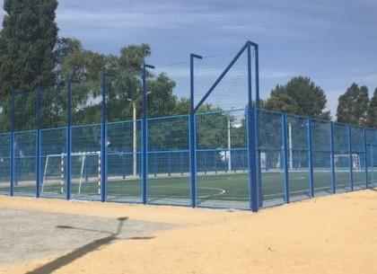 К 1 сентября в очередной харьковской школе откроют новый стадион