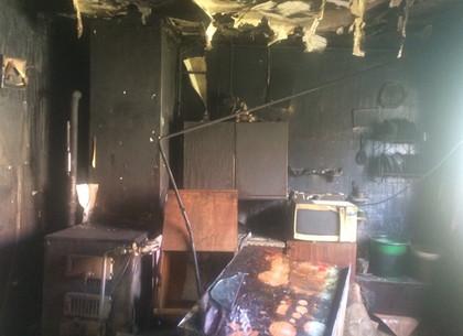 Женщина погибла от дыма в летней кухне