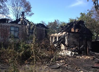 Площадь пожаров в экосистемах Харьковщины увеличилась на десяток гектаров
