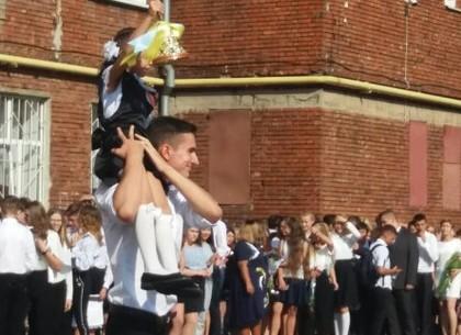 В Слободском районе прошел праздник первого звонка