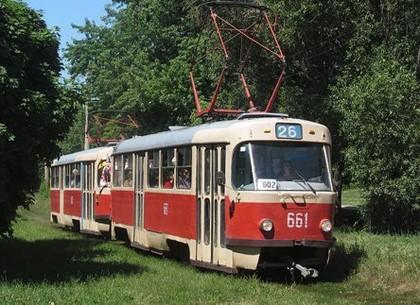 Среда: в первой половине дня 26-й трамвай пойдет по другому маршруту, а №16А ходить не будет
