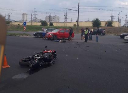 Мотоциклист умер до приезда скорой: в полиции рассказали подробности ДТП