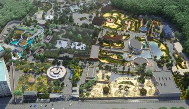 Каким будет Харьковский зоопарк: появилась дополненная 3D-версия обновленного зоосада