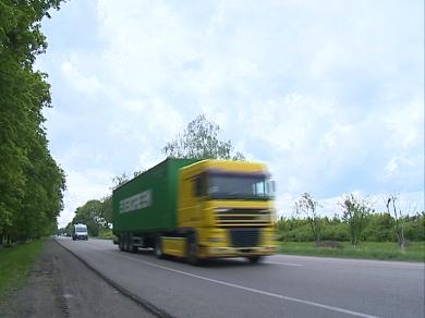 Инновационный подход к проблеме разбитых дорог. В Украине начнут автоматически взвешивать авто