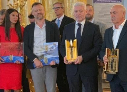 Харьковский городской совет стал победителем в Международном строительном конкурсе «European Award 2018» и получил главный приз в категории «Общественные учреждения» за реконструкцию Регионального центра услуг