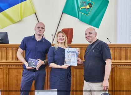 В горсовете наградили победителей фотопроекта «Герои нашего города»