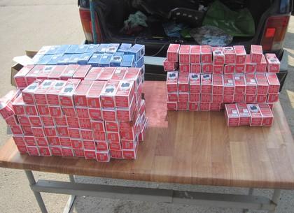 В Плетневке задержали начиненную контрабандой легковушку