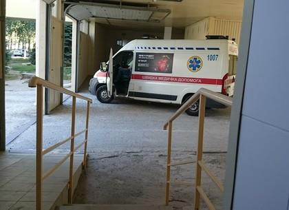 ДТП: у француза на трассе отказали тормоза, водитель - в больнице