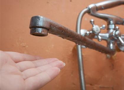 Где в Харькове не будет воды 12 сентября. Список адресов