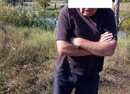 На Северском Донце задержали нарушителя с раками