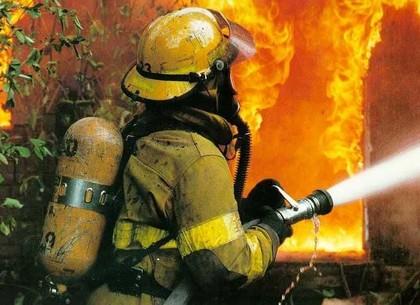 На Салтовке сгорела квартира, в которой был только 9-летний ребенок