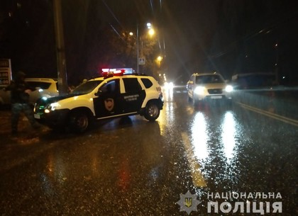 ДТП на Студенческой: автомобиль частной службы охраны сбил пешехода