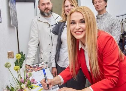 Ольга Сумская представит на «Kharkiv Fashion» свою первую коллекцию одежды