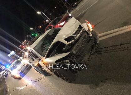 «Пьяное» ДТП на Журавлевке: разбито шесть авто