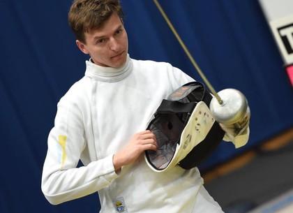 Харьковский шпажист завоевал медаль Кубка мира