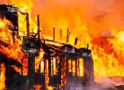 Сахновщанского район: на месте пожара обнаружено тело погибшей пенсионерки