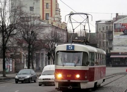 Со вторника у 5-го трамвая - новый маршрут