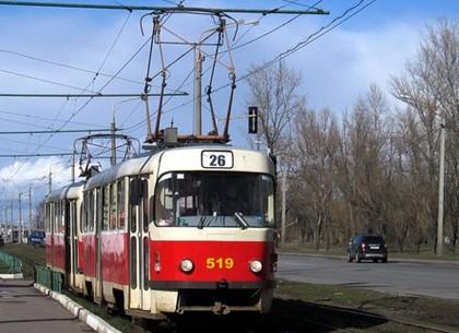 Во вторник изменится маршрут движения трамваев №16, 23, 26 и 27