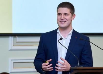 В Харькове избран новый глава Молодежного совета