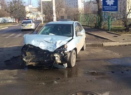 ДТП: слишком спешивший водитель попал в аварию