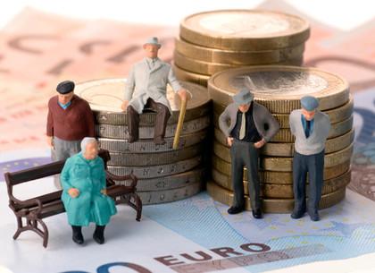 В Украине утвердили обновленный показатель средней зарплаты для расчета пенсий