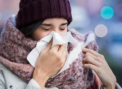 Большинство из заболевших гриппом в Харькове - дети и подростки