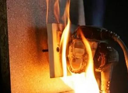 Неисправная электропроводка вызвала пожар, унесший жизнь пары пенсионеров