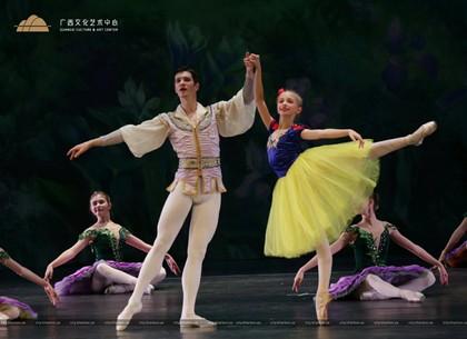 Харьковский Детский балетный театр побывал с гастролями в Китае