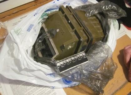 В багаже выезжающего в Россию нашли прибор слежения