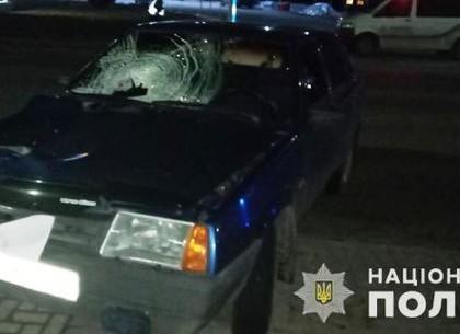Вечером на пешеходном переходе сбили насмерть мужчину