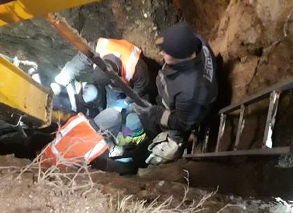 Слободской район: спасатели извлекли из-под завала 41-летнего мужчину