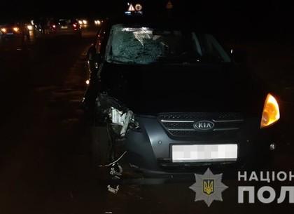 Пешеход перебегал дорогу в неположенном месте и расстался с жизнью
