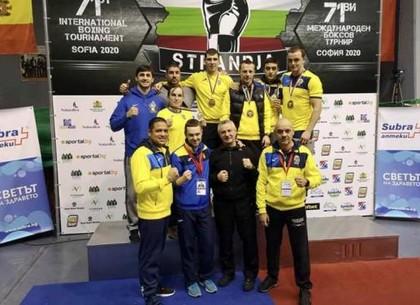 Боксеры Харьковщины завоевали 5 наград международного турнира