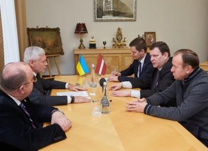 Ігор Терехов: Відкриття почесного консульства дасть великий поштовх розвитку взаємин між Латвією і Харковом
