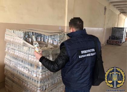 Прокуратура провела обыск в производстве алкоголя, которое «крышевалось» силовиками