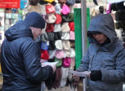 Налоговая и инспекторы гоструда провели рейд по Барабашово (ФОТО