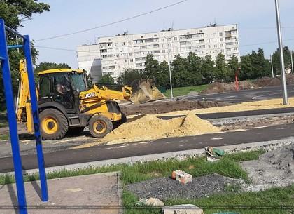 У школі №61 відкриють новий шкільний стадіон