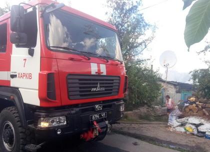 Крупный пожар в Бабаях: от горящего дома занялся сарай у соседей