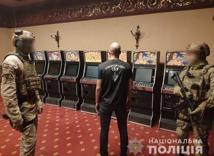 Игровые автоматы прекратили работу на Юбилейном и Московском проспектах