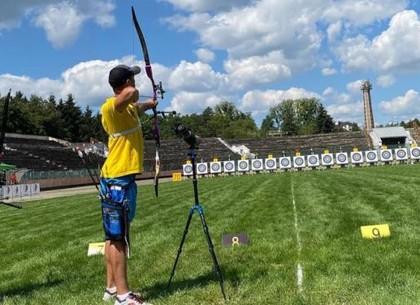 Виктор Рубан завоевал «серебро» на чемпионате Украины