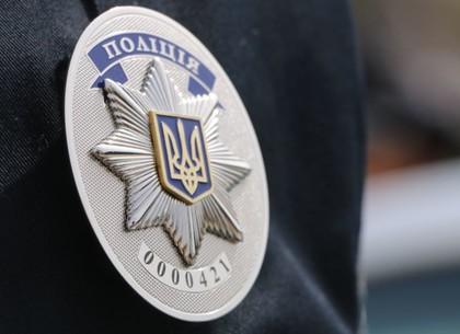 Новосозданные харьковские шерифы отметились задержанием водителя за нарушение ПДД