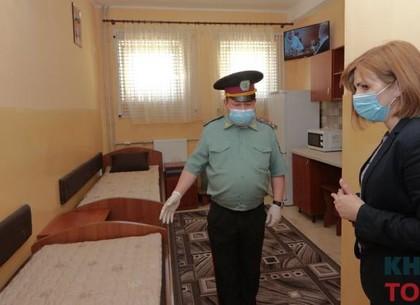 Трое заключенных воспользовалась услугой платной камеры в Харьковском СИЗО