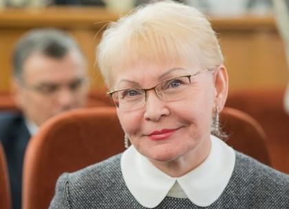 Геннадій Кернес привітав із днем народження почесну харків'янку Тетяну Таукешеву