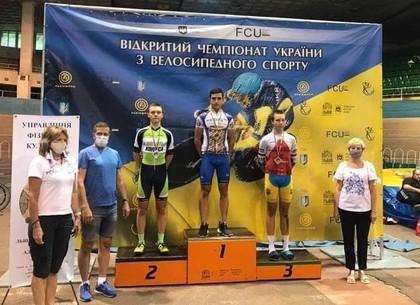 Велоспорт. Харьковчане собрали урожай медалей на состязаниях