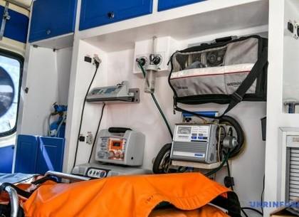 Только треть скорых в Харькове доукомплектовали аппаратами ИВЛ
