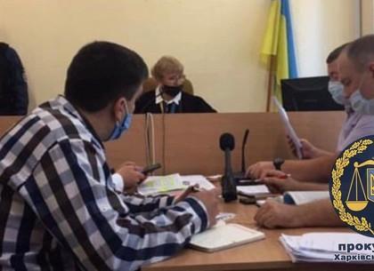 Стрельба под Харьковом: избрана мера пресечения всем задержанным