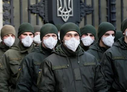 На Харьковщине у очередного военнослужащего диагностировали коронавирус