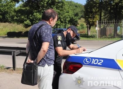 Копы рассказали о самых распространенных нарушениях на харьковских дорогах