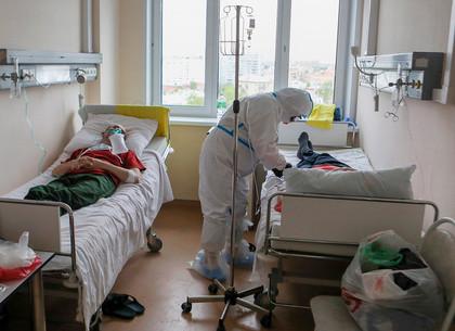 В Харькове осталась только треть коек готовых для приема больных коронавирусом (РБК)