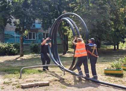 За сутки было устранено 10 повреждений на водопроводных магистралях и вводах (Харьковводоканал)